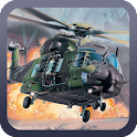 War Helicopter Wallpaper icon