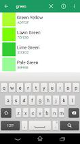 Color Viewer Pro - screenshot thumbnail 02