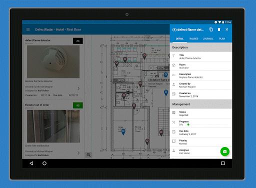 PlanRadar construction app screenshot 7