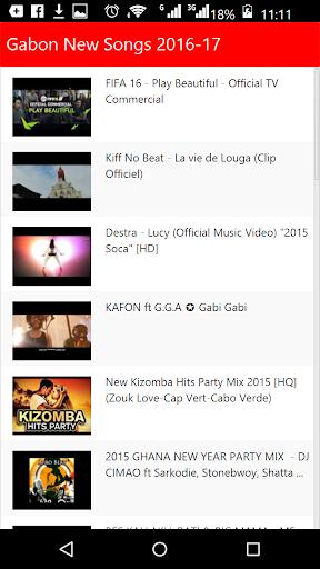 Gabon New Songs