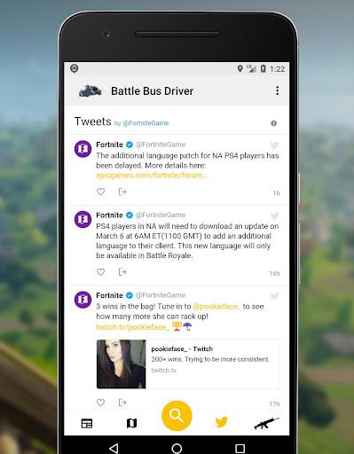 Battle Bus Driver - Fortnite Companion for PC