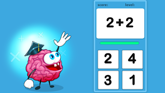Math Brain Workout- screenshot thumbnail