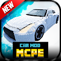 Car Mod FOR MCPE. icon