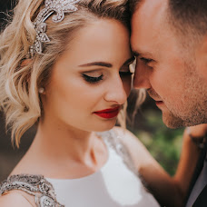Wedding photographer Katarzyna Brońska-Popiel (katarzynaijak). Photo of 24.10.2017
