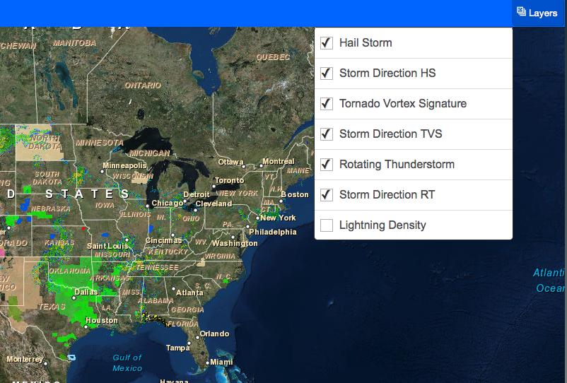 HD Weather Doppler Radar Android Apps On Google Play - Hawaii radar doppler