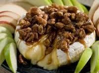 Baked Brie W/ Pecans And Brown Sugar Recipe