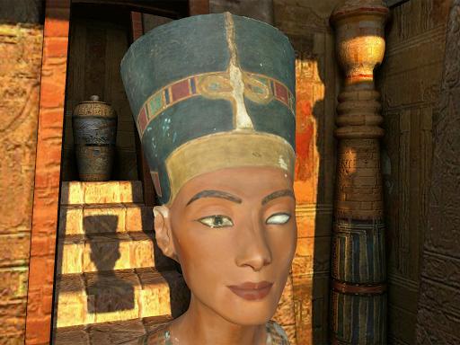 visual description nefertiti Home / international / nefertiti, xl nefertiti, xl description egyptian patterned upon visual inspection.
