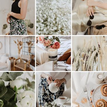 Fashionable Collage - Instagram Carousel Ad Template