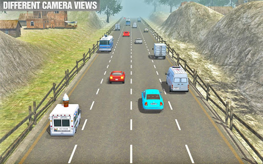 ud83cudfce Crazy Car Traffic Racing: crazy car chase 3.0 screenshots 6