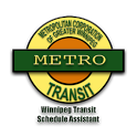 Winnipeg Transit Schedule Tool icon
