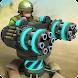 エイリアンクリープ TD-エピックタワー攻防