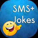 English SMS + Jokes icon