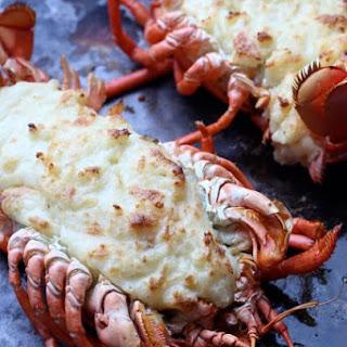 Lobster Au Gratin