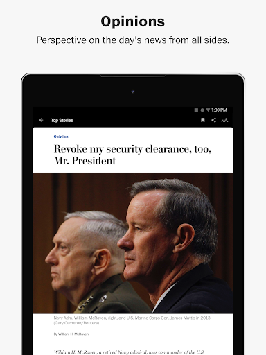The Washington Post screenshot 14