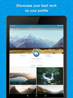 500px – Discover great photos screenshot 05