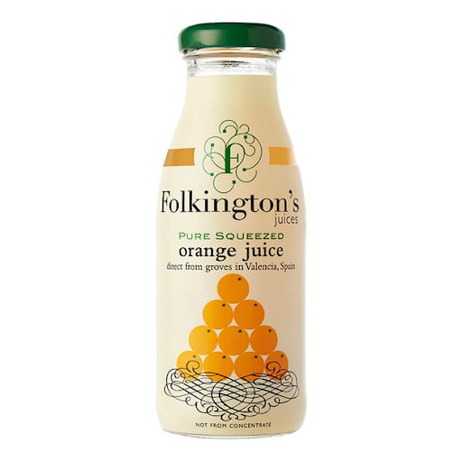 folkington's orange juice