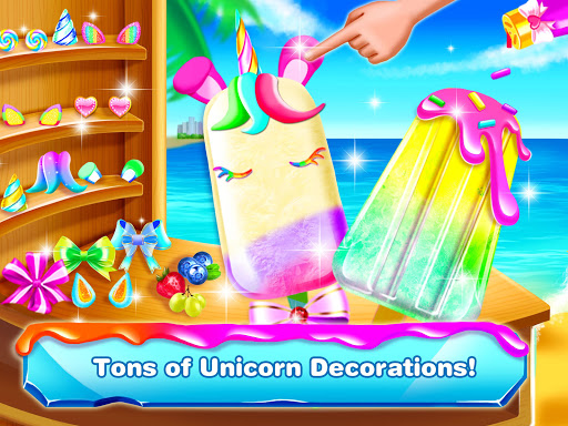Unicorn Icepop - Ice Popsicles Mania 1.4 screenshots 4
