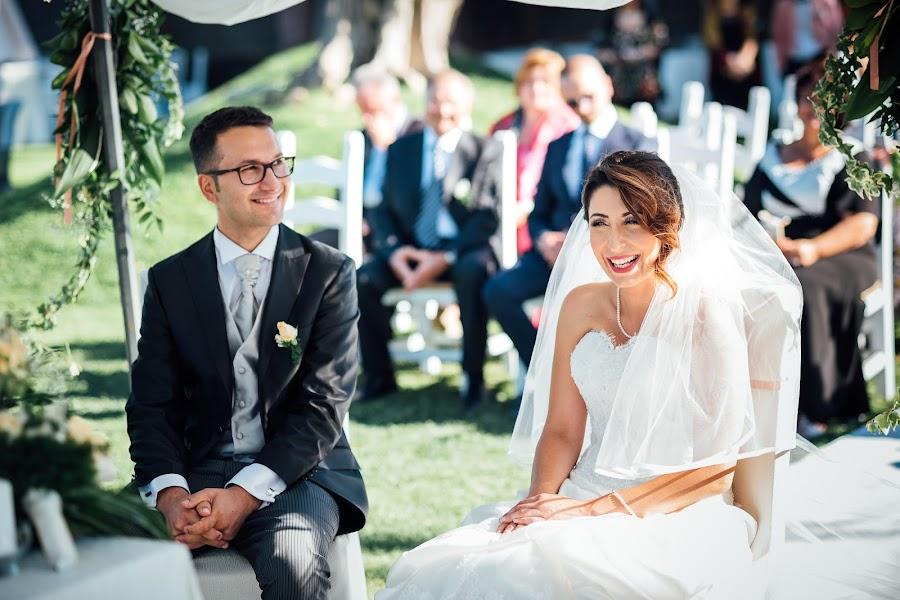 Wedding photographer Giuseppe De angelis (giudeangelis). Photo of 07.09.2017