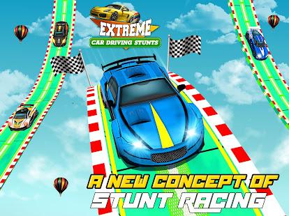 Extreme Car Driving Stunt GT Racing City Simulator for PC-Windows 7,8,10 and Mac apk screenshot 8