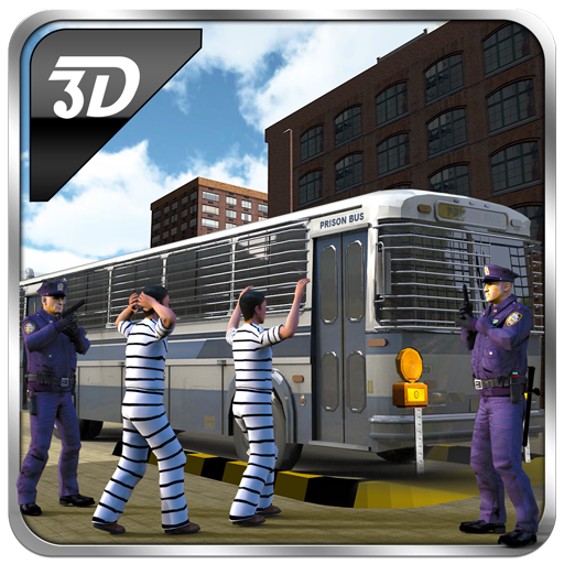 Prison Bus Criminal Transport 模擬 App LOGO-硬是要APP