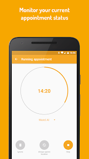 SamTime - Auto Time Tracker- screenshot thumbnail