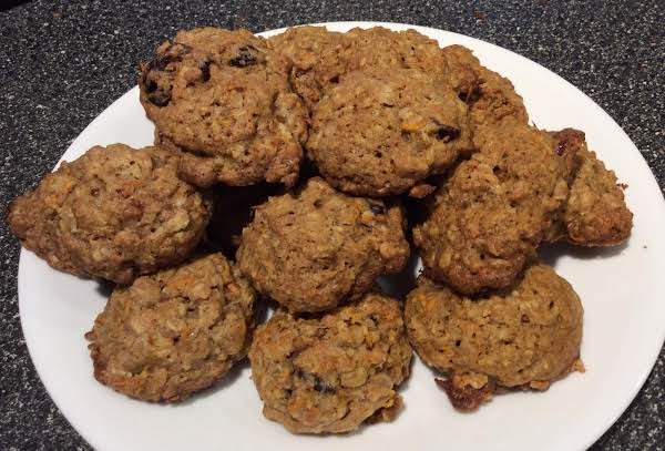 Oatmeal Carrot Cookies Recipe