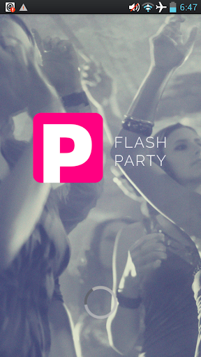 FLASH PARTY