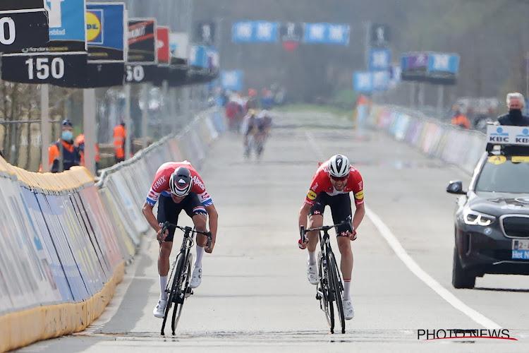 🎥 Asgreen heeft lessen getrokken uit sprint tussen Van Aert en Van der Poel uit 2020