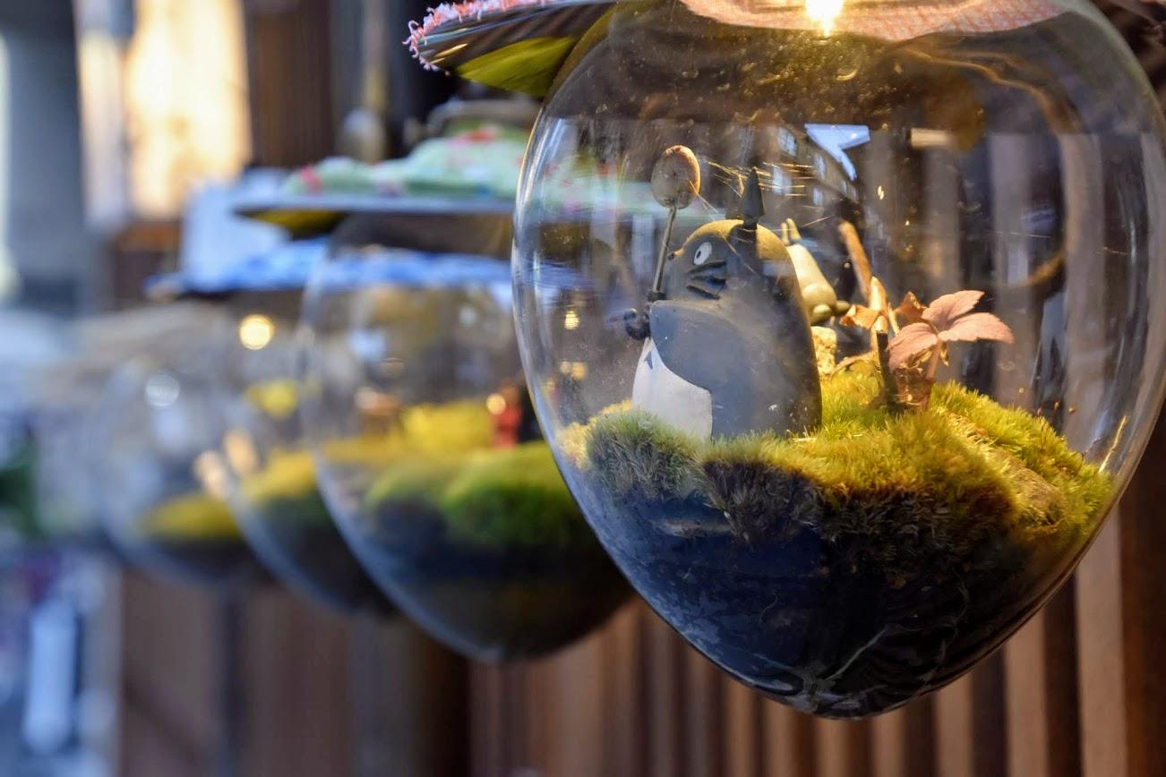 Shibu Onsen Totoro