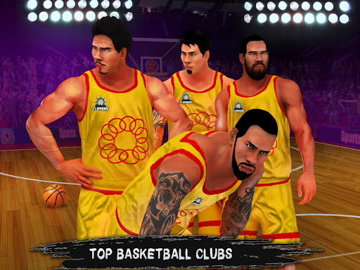 Fanatical PRO Basketball 2020: World Dunkers Mania 1.0.5 screenshots 8