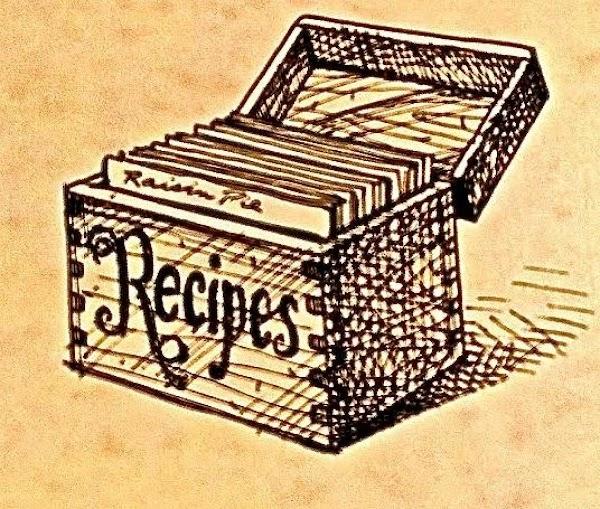 Vintage Noodle Pudding Recipe