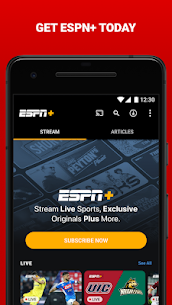espn app For Pc 2020   Free Download (Windows 7, 8, 10 And Mac) 4