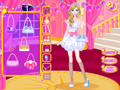 Princess Party Dress Up- screenshot thumbnail