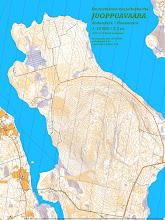 Photo: Karttapullautin map of Juoppuavaara hill in Sodankylä (ed. 2)