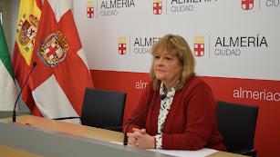 Mabel Hernández, concejala de Ciudadanos.