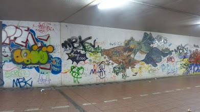 Photo: Oberhof-Tunnel;