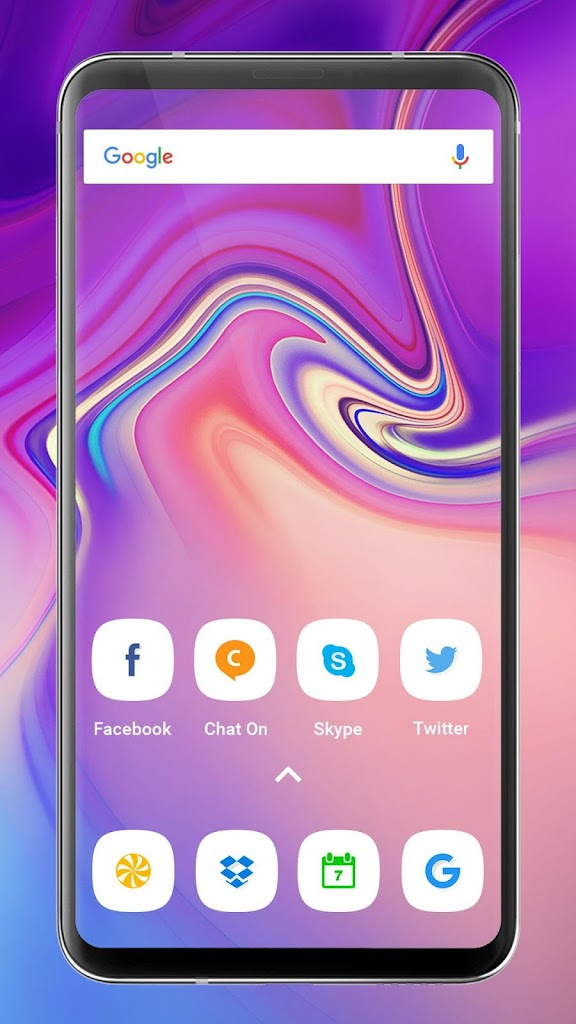 Theme For Galaxy J6 Galaxy J6 Plus 2018 1 2 Apk Download Nanodata Samsung Galaxy J6 J6plus Note9 A7 J4 Plus J2core Wallpapers Theme Launcher Apk Free