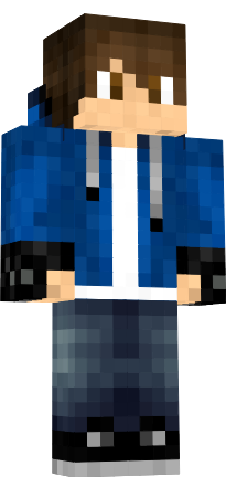 Pro Minecraft Perdidos Nova Skin