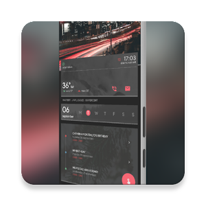 Material for KLWP 1.0 Icon