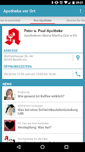 Apotheke vor Ort screenshot 0
