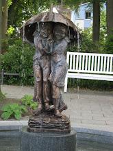 Photo: Impressionen aus dem Kurpark, Seebad BINZ/ Rügen (siehe www.freie-ferienwohnung-binz.de und www.binz-zingst-kuehlungsborn.de )