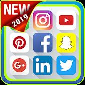Networks Social Media 2019