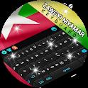 Zawgyi Myanmar keyboard icon