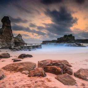 klayar beach by Johan Muliawan - Landscapes Beaches ( beach )