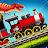 Dinosaur Park Train Race 1.0 Apk