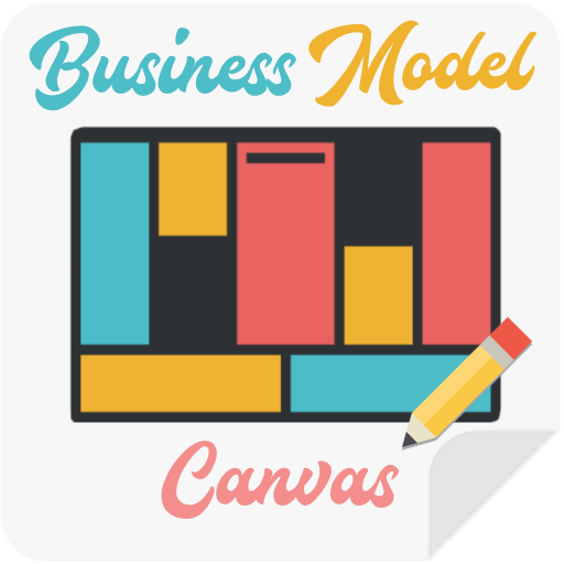 Image result for business model canvas clipart