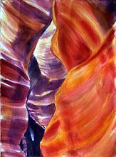 Photo: Antelope Canyon #3, JoEllen Delcoure