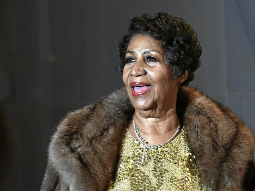 Aretha Franklin. Picture: SUPPLIED