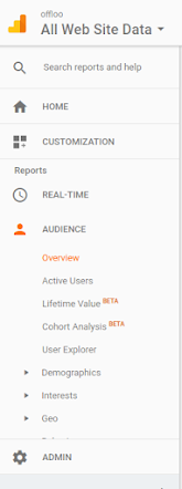 Link firebase application in google analytics