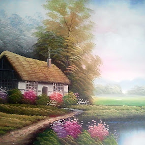 by Alen Poljak - Painting All Painting
